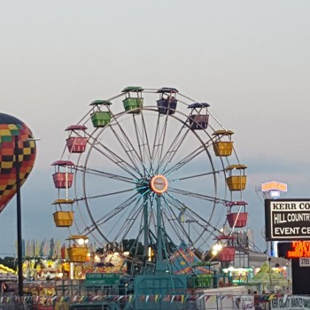 Carnival for Balloonapalooza tour