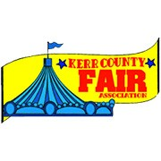 Kerr County Fair Association logo