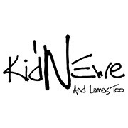 Kid N Ewe and Lamas too logo