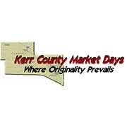 Kerr County Market Days logo